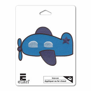 ELAN Motif - Airplane - 82mm