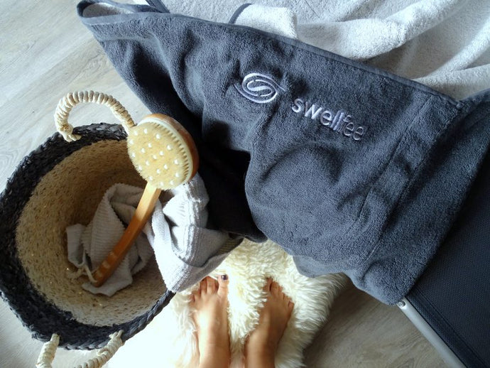 WINTERZEIT IST WELLNESSZEIT – ALL IN ONE RELAXING MIT SWELLFEEL®TOWEL