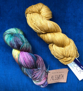 Mystery CROCHET Along Yarn Kits - Rose City Yarn Crawl 2021