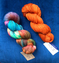 Load image into Gallery viewer, Mystery CROCHET Along Yarn Kits - Rose City Yarn Crawl 2021
