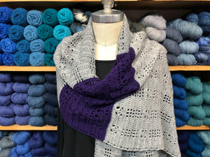 Renata Crocheted Shawl