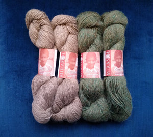 Mystery KNIT Along SULKA LEGATO Yarn Kits - Rose City Yarn Crawl 2021