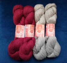 Load image into Gallery viewer, Mystery KNIT Along SULKA LEGATO Yarn Kits - Rose City Yarn Crawl 2021