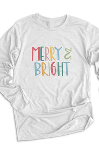 Merry and Bright Long Sleeve