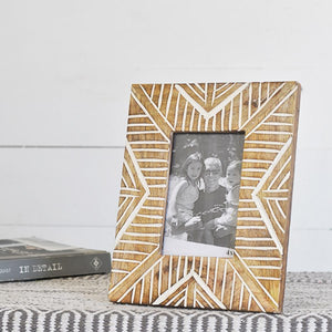 Arrows Picture Frame