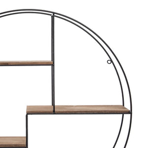 Heritage Round Shelf