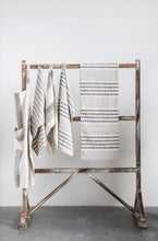 Load image into Gallery viewer, Cotton Stripe Table Runner