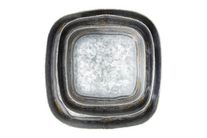 Metal Square Tray