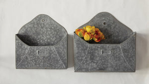 Metal Wall Envelopes