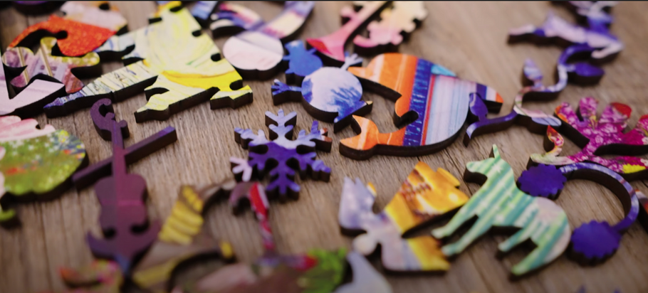 Build Wooden Puzzles Like a Professional Puzzleologist