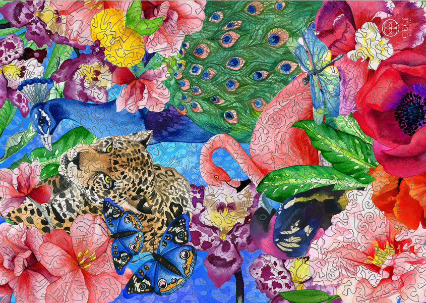 Exotic Paradise by Ceci New York