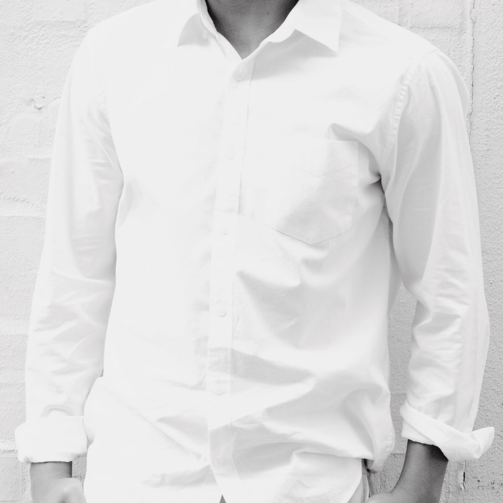 chemise blanche-7 8 homme-sarouel