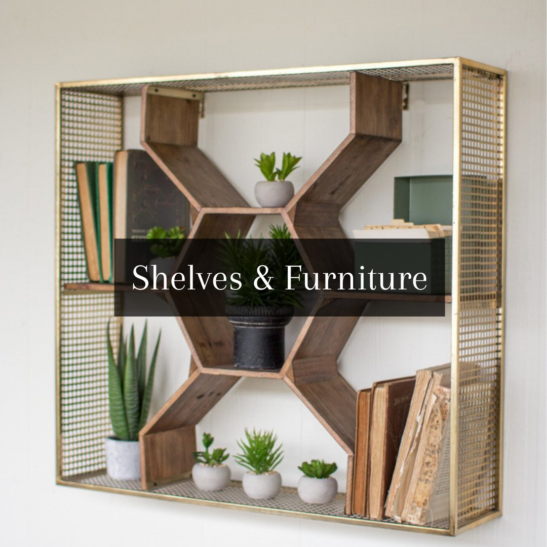 Shelves & Furniture