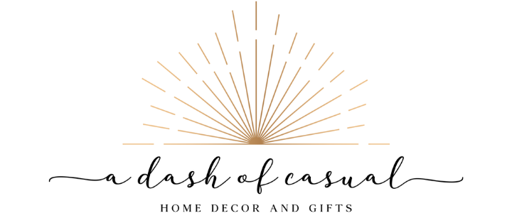 a dash of casual logo boerne boutique home decor and gift shop located inside corner cartel texas hill country san antonio places to shop in boerne