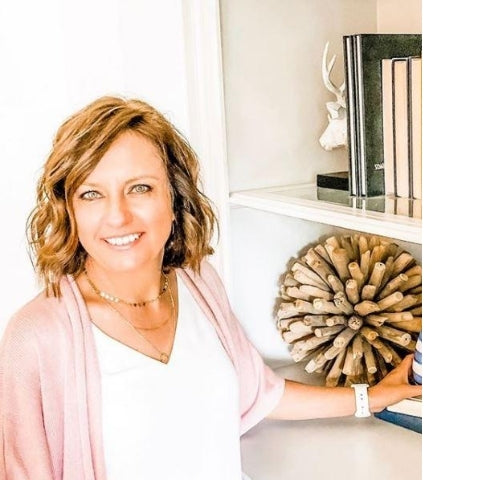 about kristi taylor of a dash of casual home decor & gift boutique located inside  corner cartel boerne texas hill country shop online or in store recipes blog