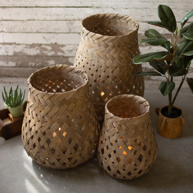 Set of 3 Lanterns