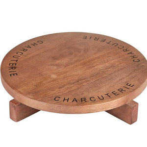 Charcuterie Pedestal Cheese Board