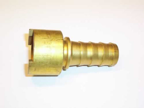 125-B-HF10 Hose Shank to Bowes 125 Series Female