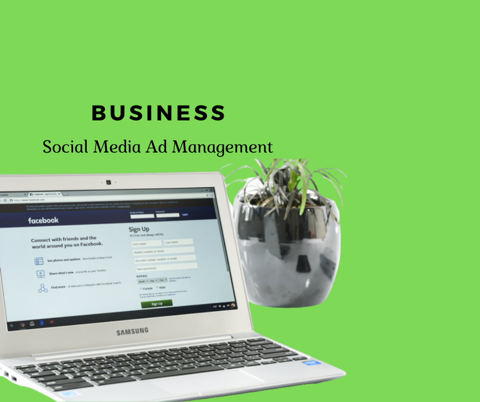 [Business Package] - Social Media Ad Management ($750/mo)