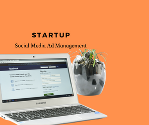[Startup Package] - Social Media Ad Management ($350/mo)