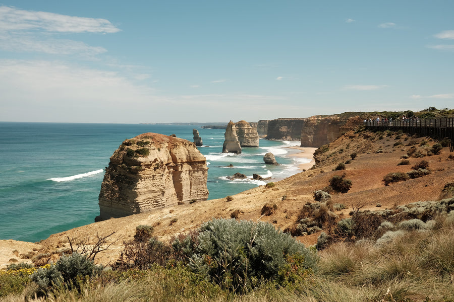 The 12 Apostles on Hike & Seek 12 Apostles, Otways & Great Ocean Road day tour