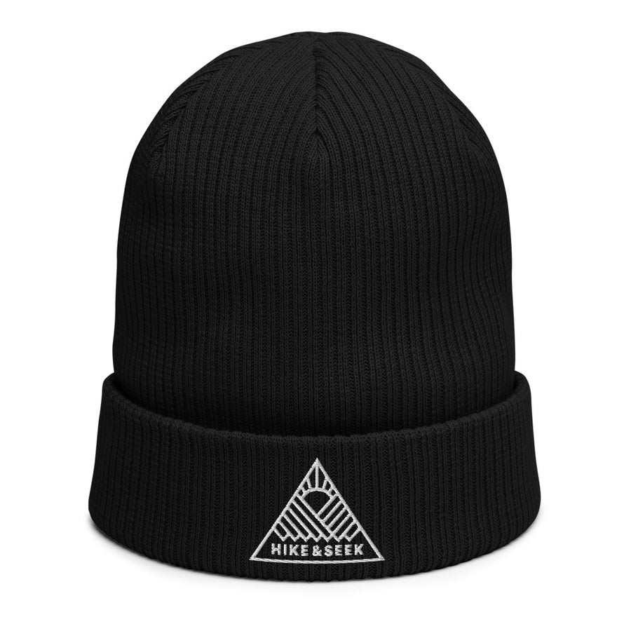 Hike & Seek organic cotton beanie for men and women