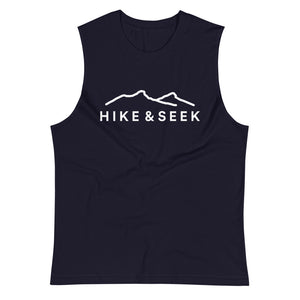 Mountains - Eco Unisex Tank