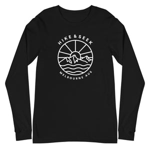 World - Unisex Long Sleeve Tee