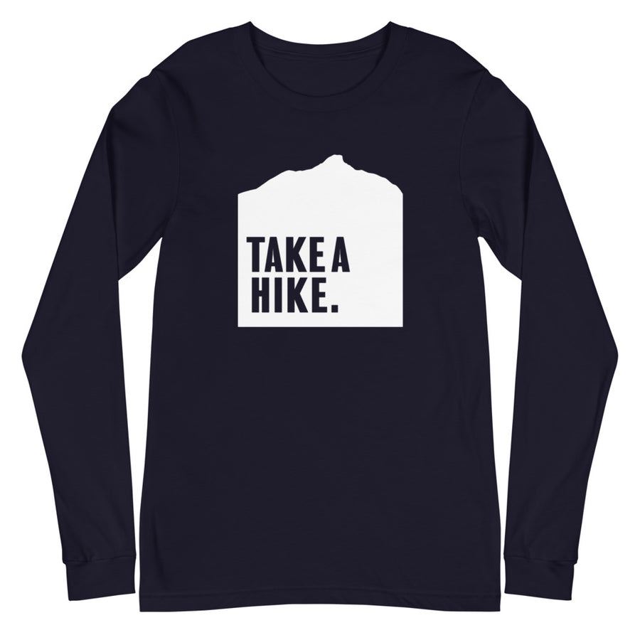 Take A Hike - Unisex Long Sleeve Tee