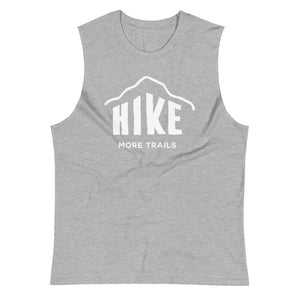 Hike More Trails - Eco Unisex Tank