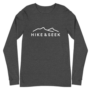 Mountains - Unisex Long Sleeve Tee