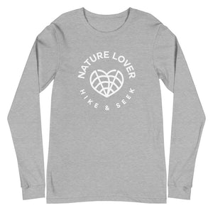 Nature Lover - Unisex Long Sleeve Tee