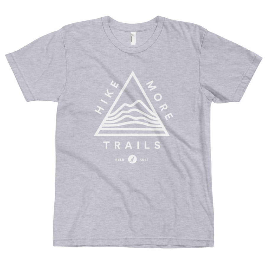 Hike More Trails Original - Eco Unisex T-Shirt