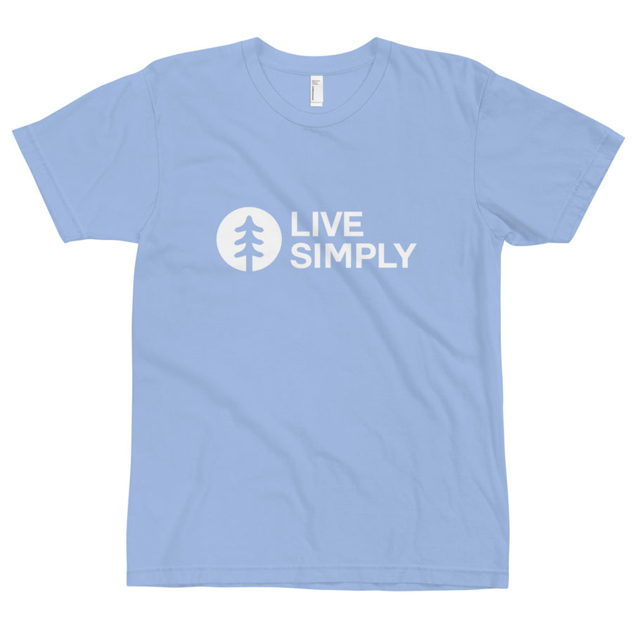 Live Simply - Eco Unisex T-Shirt