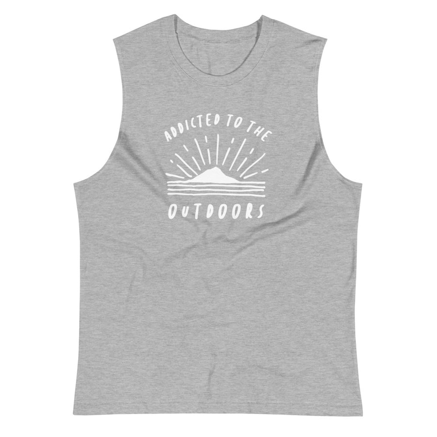 Addicted To The Outdoors - Eco Unisex Tank