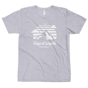 Keep It Simple - Eco Unisex T-Shirts
