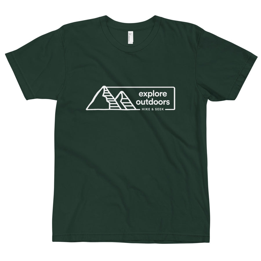 Explore Outdoors 2 - Eco Unisex T-Shirt