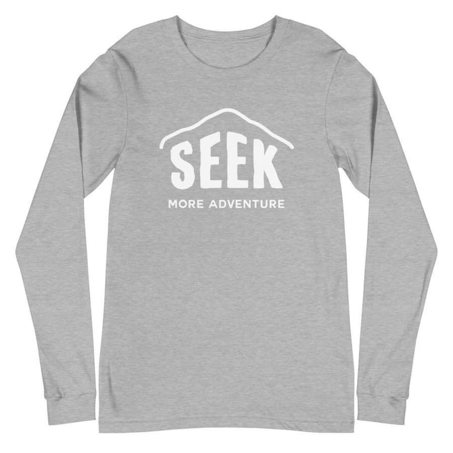 Seek More Adventure - Unisex Long Sleeve Tee