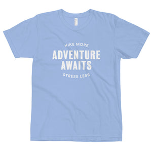Adventure Awaits - Eco Unisex T-Shirts