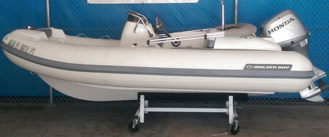 Pre-Owned - 2013 Walker Bay Generation 400