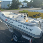 PRE-OWNED - 2017 Williams 325 Turbo Jet
