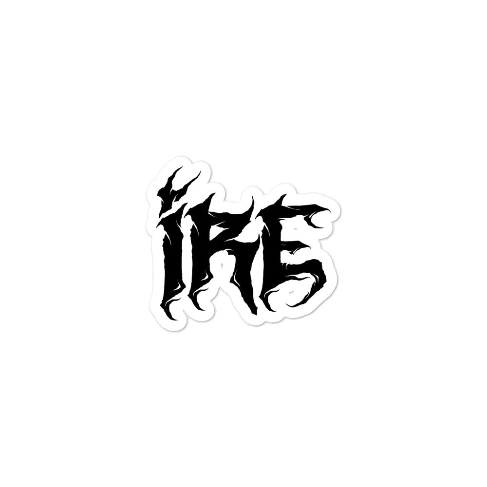IRE Logo Sticker