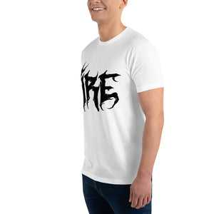 IRE Logo Shirt - White