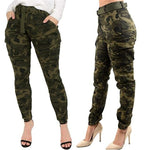 Load image into Gallery viewer, Shop Women's Clothing  Women Camouflage Leggings -  - JOMOBabe
