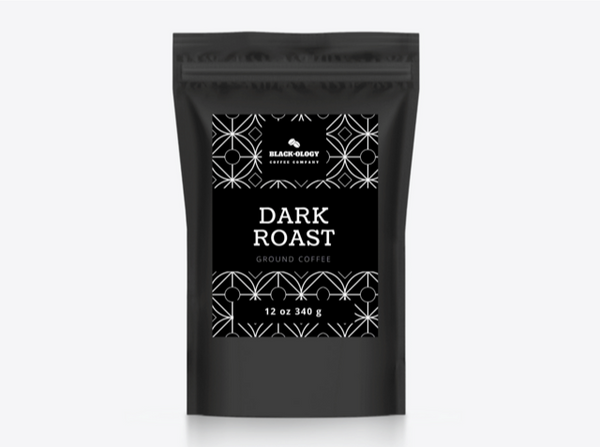 Black•ology Dark Roast Sumatra Coffee