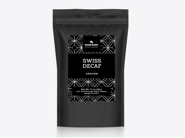 Black·ology Swiss Water Decaf Coffee