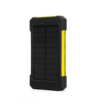 SOLCELLEDREVET POWER BANK 20 000mAh