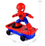 SPIDERMAN SKATEBOARD LEKE