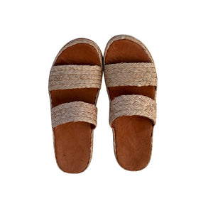 comfy heaven raffia shoes 2