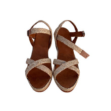 Upload image to gallery viewer, daily friends raffia shoes